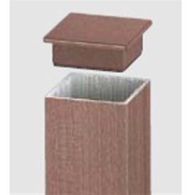 今季も再入荷 リクシル デザイナーズパーツが引き出す新鮮なアイデアの数々 TOEX デザイナーズパーツ 柱材用キャップ 外構DIY部品 1個入り 8TYE26 新色 30×85用