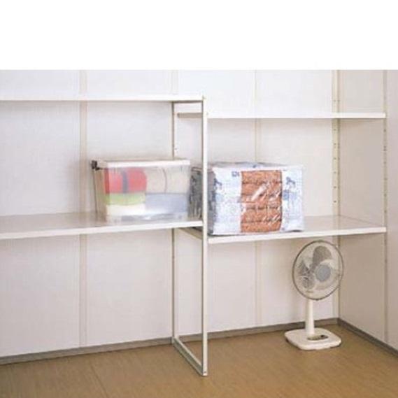 【日本限定モデル】 イナバ物置 ナイソー SMK-58S用 別売棚Aセット, テニスジャパン d03b55c3