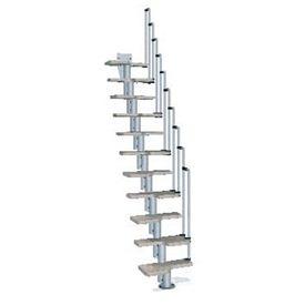 アルケ 室内用階段 カリーナ 標準キット 14段