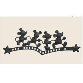 リクシル 新日軽 ディズニー 壁飾り ミッキーC型  『おしゃれ』