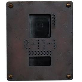 オンリーワン インターホンカバードット SR1-DE 『インターホンカバー』