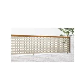 四国化成 アルディフェンス2型 本体 0820サイズ ADFA2-0820 『井桁 アルミフェンス 柵』 木調カラー