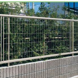 三協アルミ ニュータウンリード1型 フェンス本体 フリー支柱タイプ 2008 『アルミフェンス 柵 高さ H800mm用』