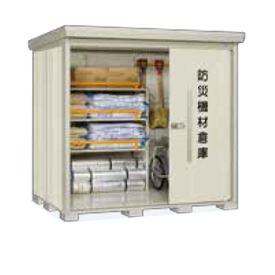 タクボ物置 防災機材倉庫 BND-S2215W 多雪型 標準型 『追加金額で工事可能』 『災害に備えるための中型・大型物置』 ムーンホワイト