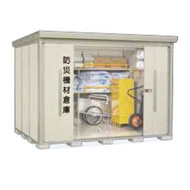 タクボ物置 防災機材倉庫 BND-S2922W 多雪型 標準型 『追加金額で工事も可能』 『災害に備えるための中型・大型物置』 ムーンホワイト