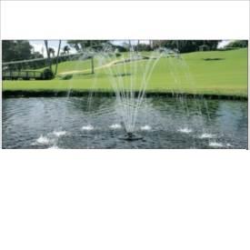 グローベン フローティング噴水 ジュニアシリーズ オプションノズル付 クラスターアーチ C40AQ013 『ガーデニングDIY部材』