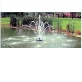 グローベン フローティング噴水 ジュニアシリーズ オプションノズル付 ティアラ C40AQ015 『ガーデニングDIY部材』