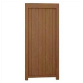 リクシル TOEX Gスクリーン 板塀タイプ 基本本体 H29 W10 『アルミフェンス 柵』 木調カラー