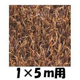 クローバーターフ レギュラータイプ 人工芝:30mm 1m×5m CTCH30 チョコ