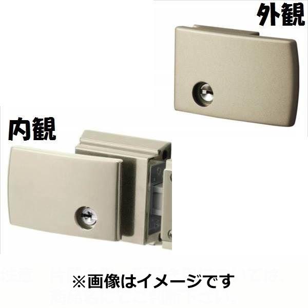 三協アルミ 形材門扉用 錠前 タッチ錠 片開き用 LFT-02 『単品購入価格』