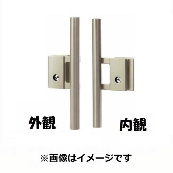 三協アルミ 形材門扉用 錠前 タッチ錠 片開き用 LXT-B02 『単品購入価格』