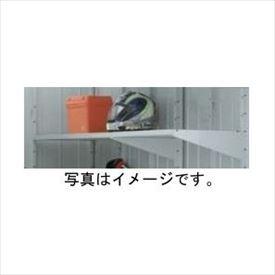 【イナバ物置 オプション】 イナバ バイク保管庫 FXN-1322S用別売り棚Cセット *単品購入価格