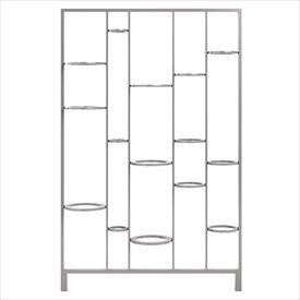 三協アルミ S.ボーダー リングリング1型 本体 FRG-1-0913 『建築家がつくるデザインフェンス RING RING』 『アルミフェンス 柵』
