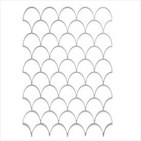 三協アルミ S.ボーダー マーメイド 本体 FMD-1015 『建築家がつくるデザインフェンス mermaid』 『アルミフェンス 柵』