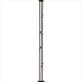 オンリーワン ガーデンアーチ用オプション ロートアイアン支柱 TypeB スモールサイズ NA3-AR5SOP