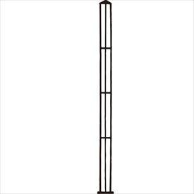オンリーワン ガーデンアーチ用オプション ロートアイアン支柱 TypeC スモールサイズ NA3-AR6SOP