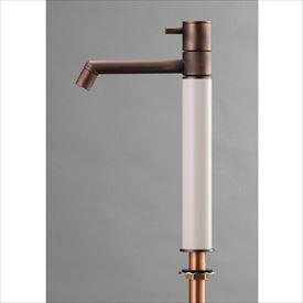オンリーワン デザイン水栓/マニル 金古美めっき ロング TK4-1LCV バニラ