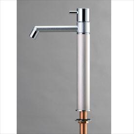 オンリーワン デザイン水栓/マニル クロムめっき ロング TK4-1LNS ヘアライン