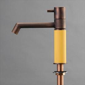 オンリーワン デザイン水栓/マニル 金古美めっき ノーマル TK4-1NCPG ポタージュ