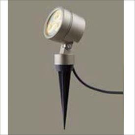リクシル 12V 美彩 スパイクスポットライト SSP-G3型 15° LED 照度角15°8 VLG09 SC 『リクシル ローボルトライト』 『エクステリア照明 ライト』 シャイングレー