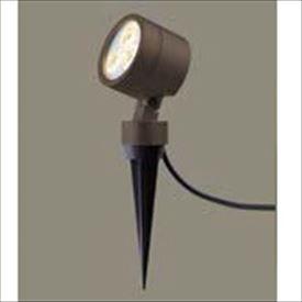 リクシル TOEX 12V 美彩 スパイクスポットライト SSP-G3型 45° LED 照度角45°8 VLG10 AB 『リクシル ローボルトライト』 『エクステリア照明 ライト』 オータムブラウン