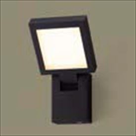 リクシル TOEX 12V 美彩 エスコートスポットライト (熱線センサ有り) LED 8 VLG21 BK 『リクシル ローボルトライト』 『エクステリア照明 ライト』 ブラック