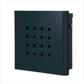 オンリーワン ヴァリオ ネオ スキン パンチ 壁掛けタイプ(T型カムロック付) NA1-OT02FG 『郵便ポスト』 フォレストグリーン