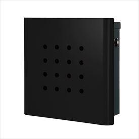 オンリーワン ヴァリオ ネオ スキン パンチ 壁掛けタイプ(T型カムロック付) NA1-OT02GB 『郵便ポスト』 グロスブラック
