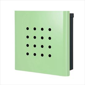 オンリーワン ヴァリオ ネオ スキン パンチ 壁掛けタイプ(鍵無し) NA1-ON02GR 『郵便ポスト』 グリーン