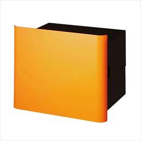 オンリーワン ヴァリオ ネオ グラフ プレーン 埋め込みタイプ(鍵無し) NA1-PL04OR 『郵便ポスト』 オレンジ