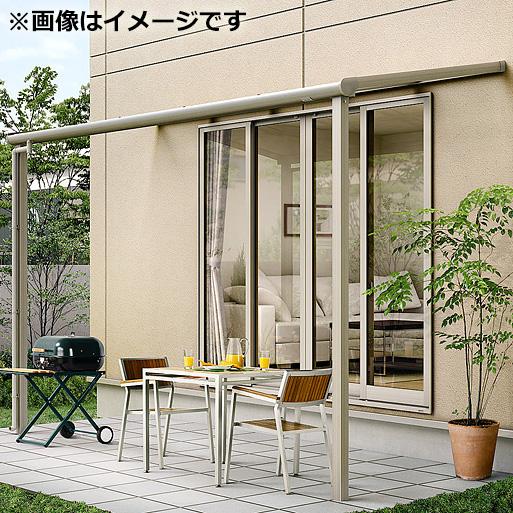 リクシル パワーアルファ テラスタイプ30cm(900タイプ) 関東間 間口1.0間×出幅5尺 標準仕様 F型 ポリカ屋根