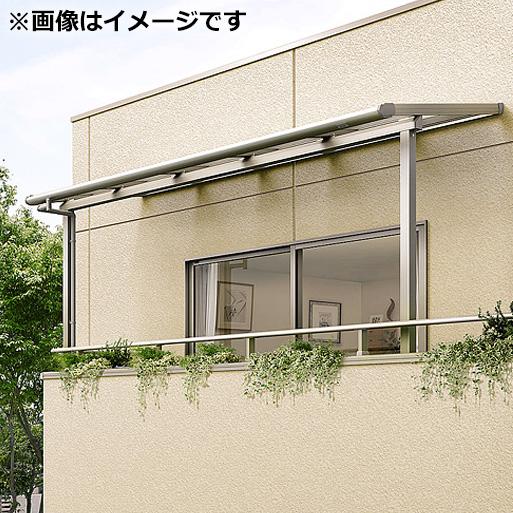 リクシル パワーアルファ 造り付けバルコニー用 30cm(900タイプ) 関東間 間口1.5間×出幅5尺 出幅自在桁仕様 F型 ポリカ屋根