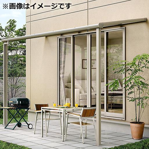 リクシル パワーアルファ テラスタイプ50cm(1500タイプ) 関東間 間口1.5間×出幅6尺 標準仕様 F型 ポリカ屋根