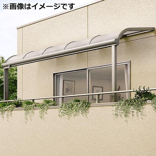 リクシル パワーアルファ 造り付けバルコニー用 テラスタイプ50cm(1500タイプ) 関東間 間口1.0間×出幅8尺 標準仕様 RB型 ポリカ屋根