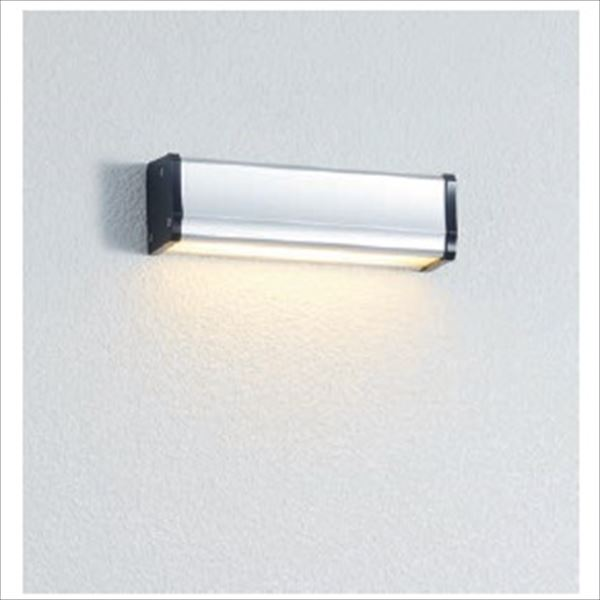 ユニソン エコルトウォールライト 12V照明 EA 07004 12 『エクステリア照明 ローボルトライト』 シルバー