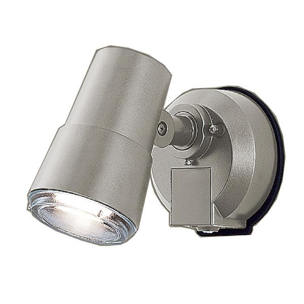リクシル LSJ-1型 フラッシュ防犯灯タイプ 8 VLF13 SC シャイングレー 『エクステリア照明 LED100V ライト』