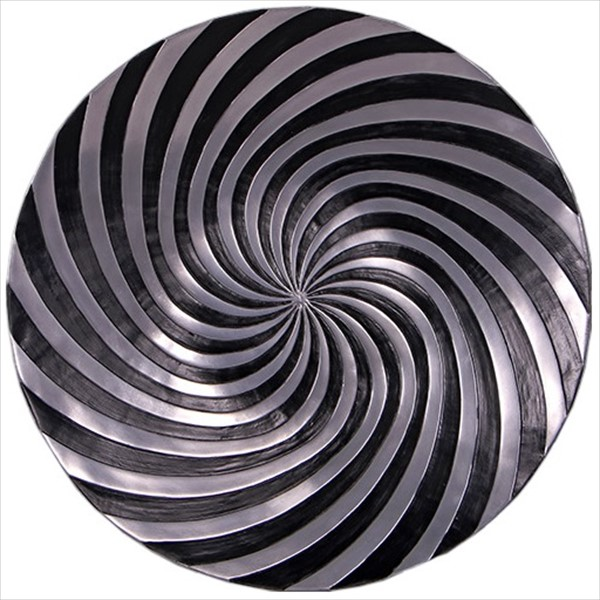 FRP 壁掛け・アート皿 / Turbo Dish / Wall