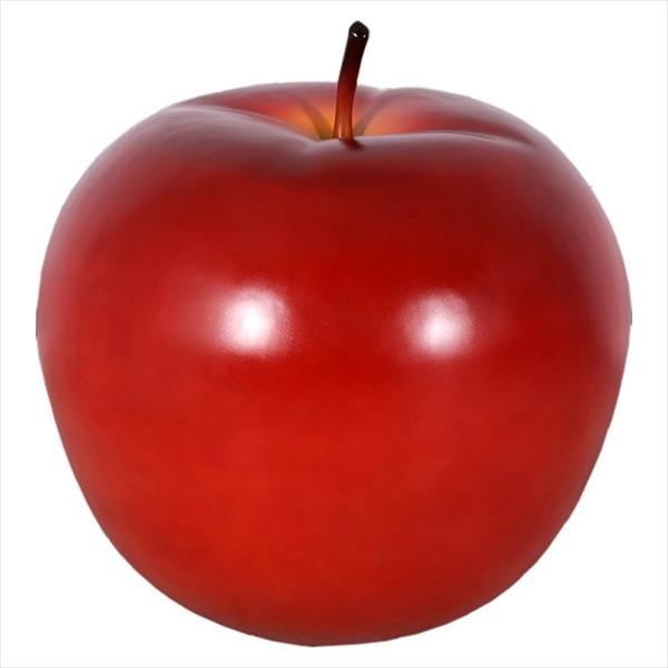 FRP 赤リンゴ・80cm / Apple 80cm 『植物オブジェ 店舗・ホテル向け』