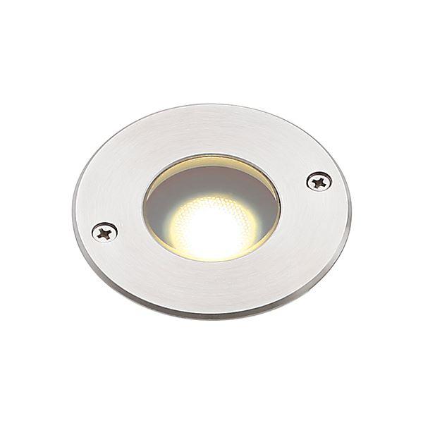 タカショー グランドライト(ローボルト) グランドライト5型 15mm厚ガラス仕様 HBD-D04S #71557200 *LED交換不可 『エクステリア照明 ライト』 LED色:電球色