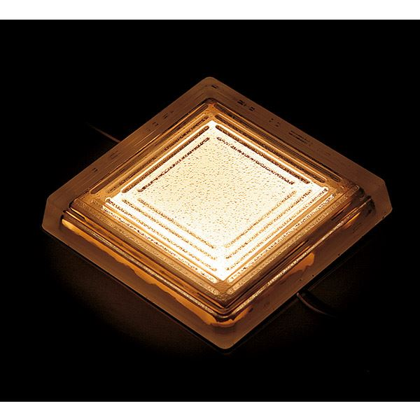 タカショー タイルドライト(ローボルト) スタンダードカラー TLD-J02D #48848300 *LED交換不可・別途レベル調整台が必要 『エクステリア照明 ライト』 LED色:電球色