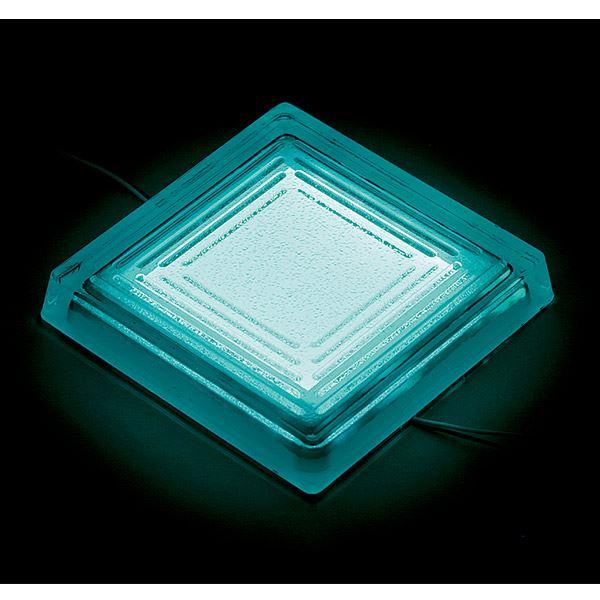 タカショー タイルドライト(ローボルト) スタンダードカラー TLD-J07E #48854400 *LED交換不可・別途レベル調整台が必要 『エクステリア照明 ライト』 LED色:エメラルド