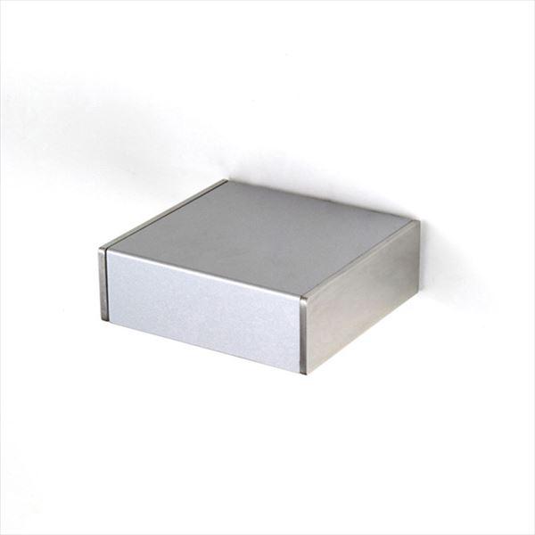 オンリーワン ポラリス ウォールライト Type07 LED:白色 NA1-LL07-WSI 『エクステリア照明 ライト』 シルバー