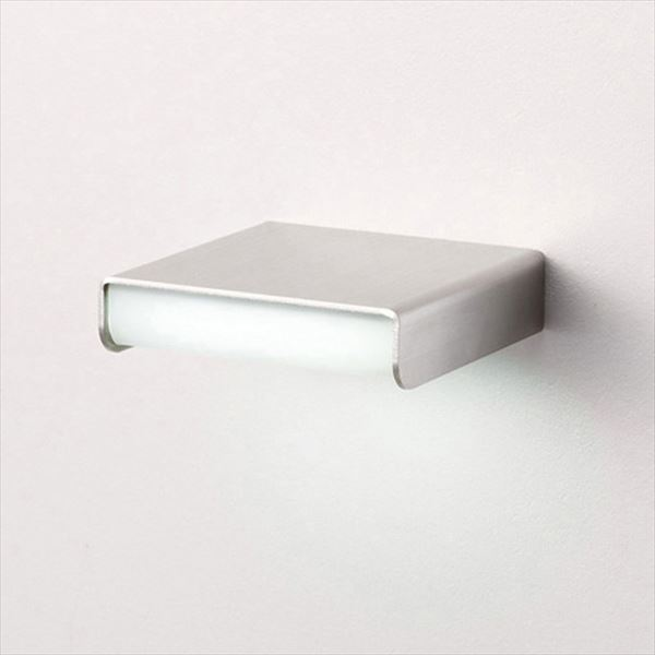 オンリーワン ポラリス ウォールライト W100 LED:白色 NA1-LL01-W 『エクステリア照明 ライト』