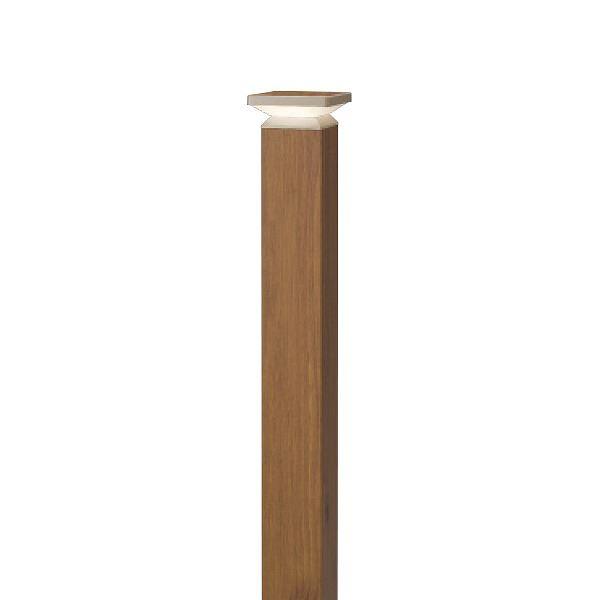 タカショー ポールライト(100V) エバーアートポールライト 4型 HFD-D62N #73977600 HFD-D62N ナチュラルパイン