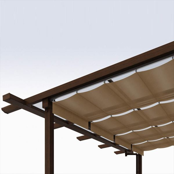 YKK ap サザンテラス オプション 天井カーテン 関東間  2間×5尺用