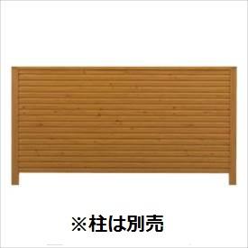 タカショー シンプルログユニット4型パネル (H946タイプ) 片面 『木調フェンス 柵』