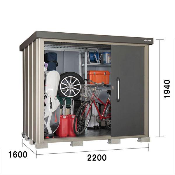 サンキン物置 SK8 SK8S-100 積雪地型 棚板棚支柱セット付 『追加金額で工事も可能』 『中型・大型物置 屋外 DIY向け』 ギングロ