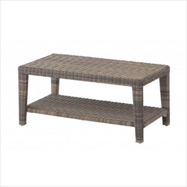 タカショー タリナ コーヒーテーブル900 ZHE-12LT #25231200 『ガーデンテーブル』