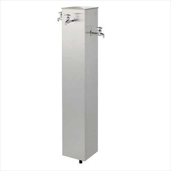 カクダイ 水栓柱(ステンレス) 公園用ステンレス水栓柱 624-128 『水栓柱・立水栓セット(蛇口付き)』