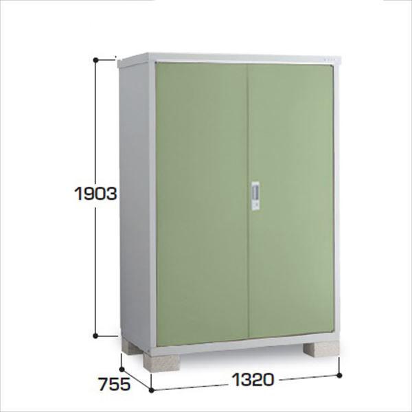 『配送は関東・東海限定』イナバ物置 BJX/アイビーストッカー BJX-137E 全面棚タイプ  『追加金額で工事も可能』 『屋外用ドア型収納庫 DIY向け 小型 物置』 LG(リーフグリーン)